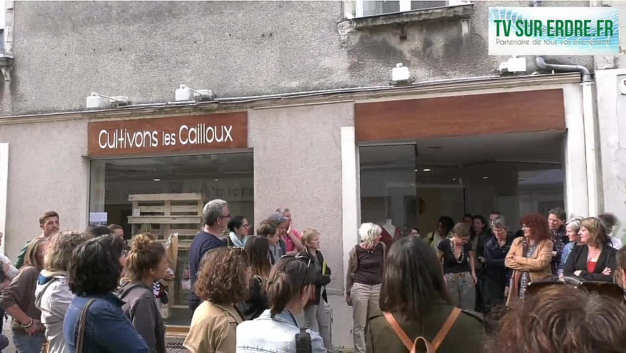 A Ancenis on cultive les cailloux !